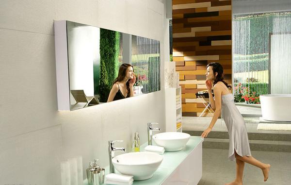 浴缸设计装修木头